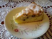 Apfelkuchen mit Rum-Rosinen - Rezept - Bild Nr. 7216