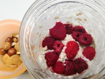 Müsli mit Joghurt - Rezept - Bild Nr. 7606