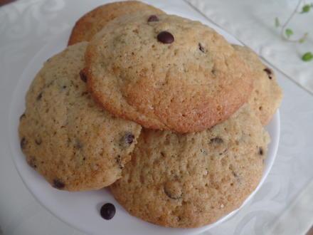 Chocolate Cookies - Rezept - Bild Nr. 7279