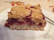 Kirsch-Kuchen mit besonderer Streuselschicht - Rezept - Bild Nr. 7280
