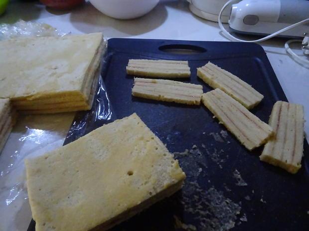 Blutorangen-Käse-Sahne-Torte - Rezept - Bild Nr. 7557