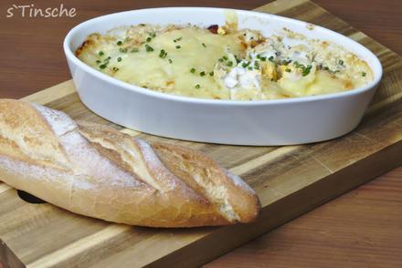 Überbackene Käse-Speck-Eier - Rezept - Bild Nr. 11