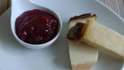 Pikante Cranberry - Marmelade - Rezept - Bild Nr. 7550