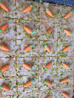 Rüblikuchen - Möhren - Karottenkuchen - wie auch immer, aber endgeil - Rezept - Bild Nr. 7566