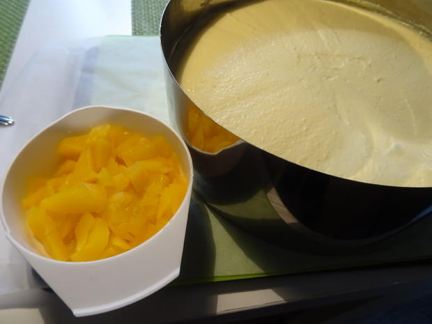 Mango-Lassi-Torte - Rezept - Bild Nr. 7573