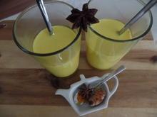 Goldene Milch - Rezept - Bild Nr. 7571