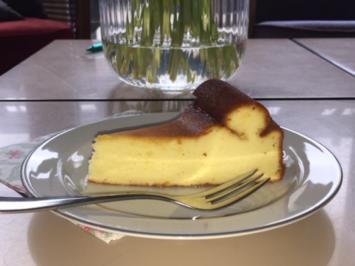Rezept: Super saftiger Käsekuchen / Cheesecake ohne Boden - unkompliziert & endgeil