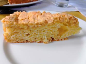 Rezept: Quark-Baiser Kuchen