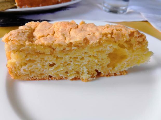 Quark-Baiser Kuchen - Rezept - Bild Nr. 7587