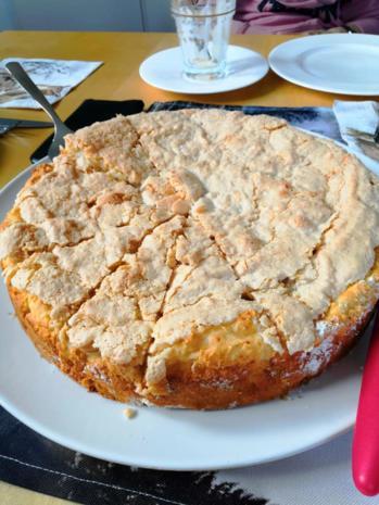 Quark-Baiser Kuchen - Rezept - Bild Nr. 7588