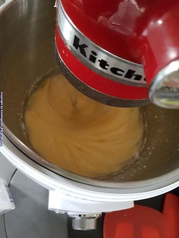 Puddingschnitten mit selbst hergestelltem Eierlikör - Rezept - Bild Nr. 7596