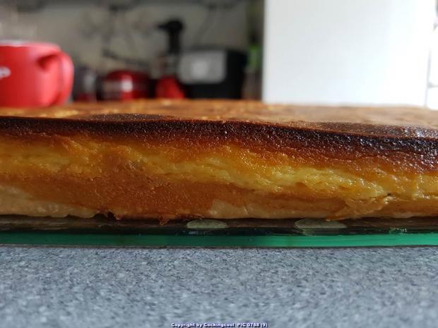 Puddingschnitten mit selbst hergestelltem Eierlikör - Rezept - Bild Nr. 7604