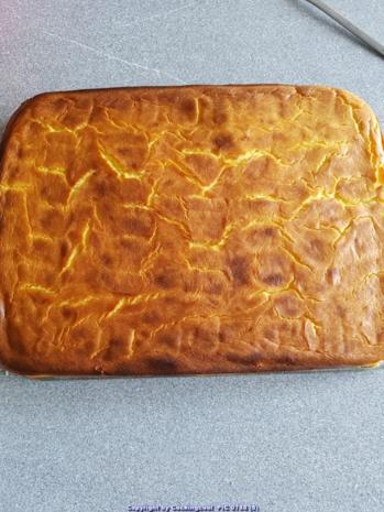 Puddingschnitten mit selbst hergestelltem Eierlikör - Rezept - Bild Nr. 7606