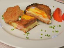 Schinken - Ei - Sandwich - Rezept - Bild Nr. 7600