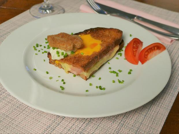 Schinken - Ei - Sandwich - Rezept - Bild Nr. 7601