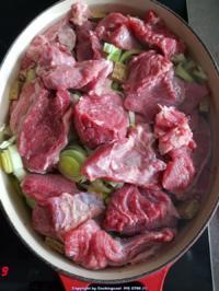 Biggi`s Suppen = deftige Rindfleischsuppe - Rezept - Bild Nr. 7604