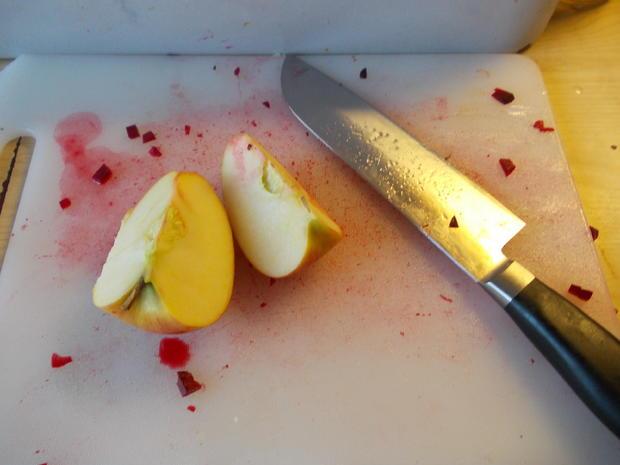 Mein roter Matjessalat - Rezept - Bild Nr. 7609