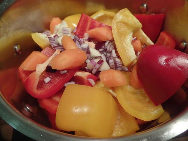 Röstgemüse-Suppe - Rezept - Bild Nr. 7604