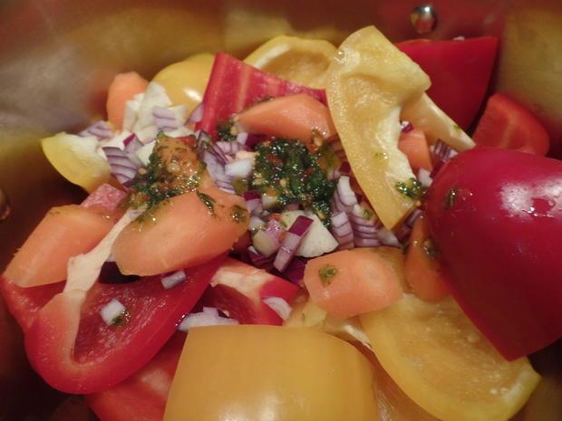 Röstgemüse-Suppe - Rezept - Bild Nr. 7607