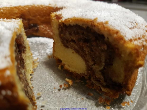 Schokocreme Rührkuchen (all in Rezept) - Rezept - Bild Nr. 2