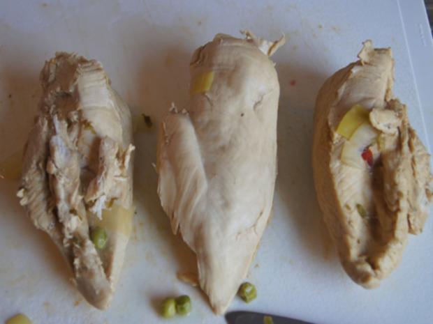 Herzhafter Hähnchentopf mit viel Gemüse - Rezept - Bild Nr. 7621
