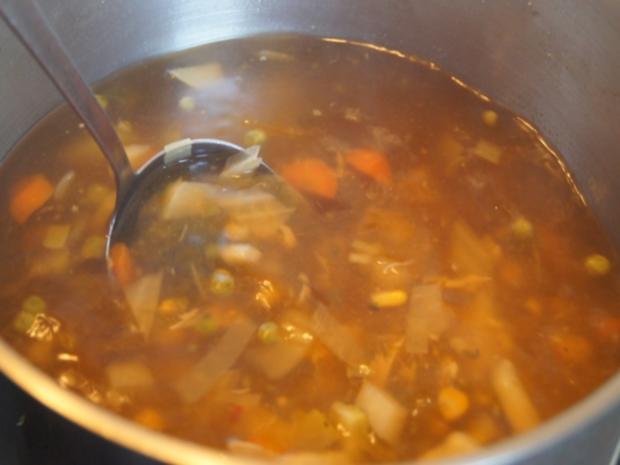 Herzhafter Hähnchentopf mit viel Gemüse - Rezept - Bild Nr. 7623