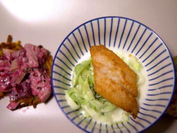 """""""Butter bei die Fische"""": Tatar, Salat und Gebratenes vom Matjes - Rezept - Bild Nr. 7617"""