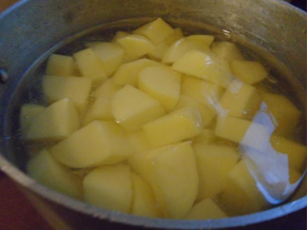Baby-Spinat mit Spiegelei und Kartoffeln - Rezept - Bild Nr. 11
