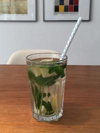 Ingwer-Tee mit Limette/Zitrone, Honig und Minze - gesund und sooo lecker - Rezept - Bild Nr. 7617