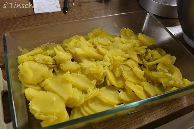 Blumenkohl-Kartoffel-Hack-Auflauf - Rezept - Bild Nr. 7617