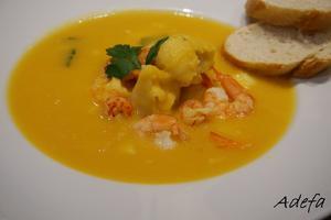 Cremige Fischsuppe - Rezept - Bild Nr. 7621