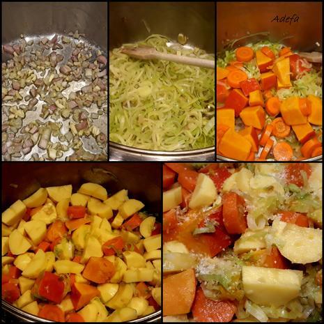 Cremige Fischsuppe - Rezept - Bild Nr. 7622