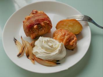 Rezept: Hasselback Kartoffeln
