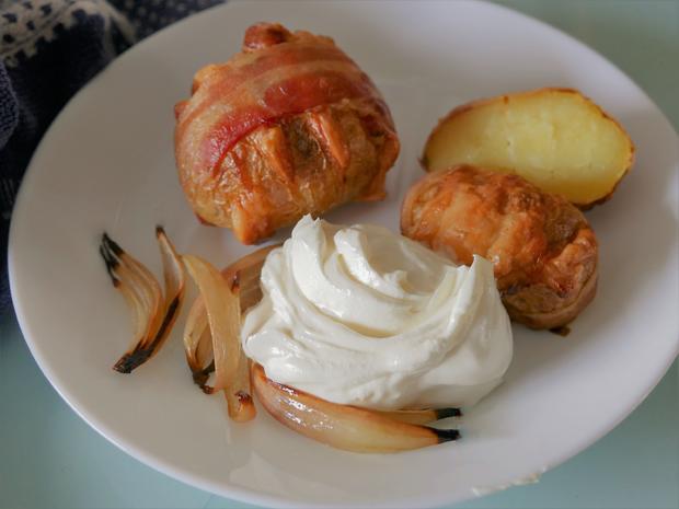 Hasselback Kartoffeln - Rezept - Bild Nr. 7620