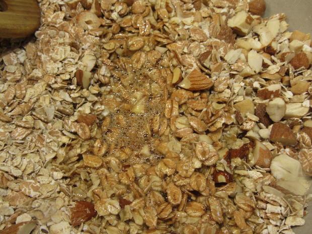 Vorrat: Knuspercrunch für Müsli & Co - Rezept - Bild Nr. 7620
