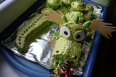 Rezept: Simons Geburtstagskuchen