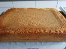 """""""Biskuit Grundrezept"""" nein- für grosse Torten """"ein Wunderkuchen"""" - Rezept - Bild Nr. 7617"""
