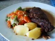 Kaninchenkeulen - Rezept - Bild Nr. 7636