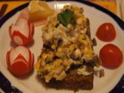 Ein Leckerli-Teller mit Champignonrührei - Rezept - Bild Nr. 2