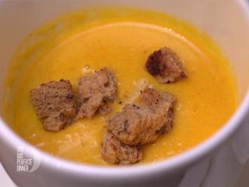 Möhren-Orangen-Suppe - Rezept - Bild Nr. 7648
