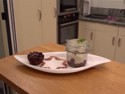 Schoko-Kirsch Kuchen - Rezept - Bild Nr. 2