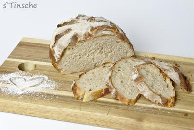 Rezept: Kleines Kefir- Brot