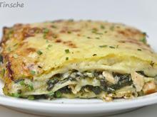 Lachs-Spinat-Lasagne - Rezept - Bild Nr. 7663