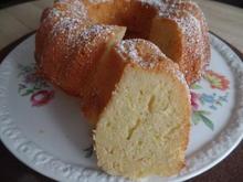 Zitronen-Ingwer--Gugelhupf - Rezept - Bild Nr. 7659