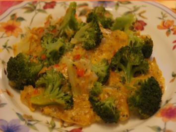 Rezept: Herzhaftes Brokkoli Omelett