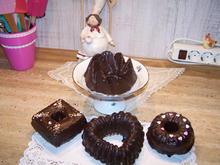Mein Sahne-Marmorkuchen in Form gebracht - Rezept - Bild Nr. 7659