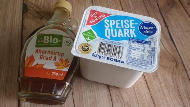 Apfel - Lemon - Quarkcreme - Rezept - Bild Nr. 7689
