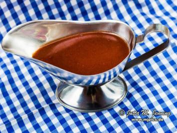 Würzig leckere Rotweinsoße - Rezept - Bild Nr. 7693