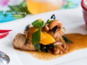 Thailändisches Stir fried Cashew Nut with Chicken - Rezept - Bild Nr. 7695