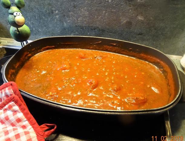 Koch-Sepps schnelle Tomaten-Sauce - Rezept - Bild Nr. 7695